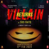 First Look Of Ek Villain Returns