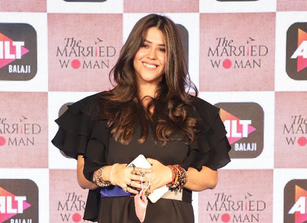 "Ekta Kapoor says, ""The language of The Married Woman is different from many other shows"""