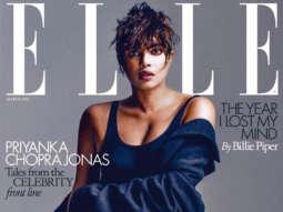 Priyanka Chopra Jonas On The Covers Of Elle
