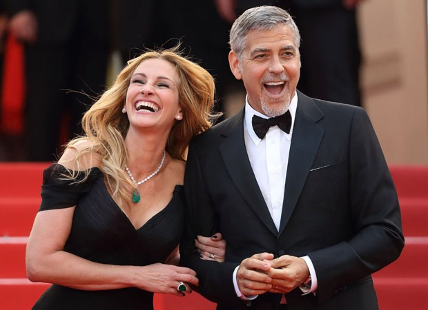 George Clooney and Julia Roberts set to play divorced couple in upcoming romantic comedy Ticket To Paradise - Bollywood Hungama