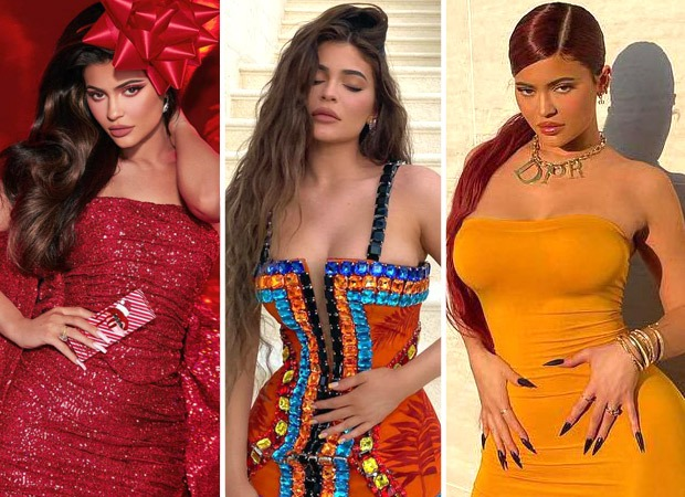Kylie Jenner is obsessed with bodycon dresses and her Instagram is a proof of it