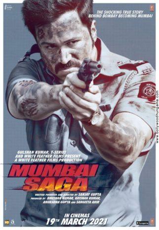 First Look Of Mumbai Saga