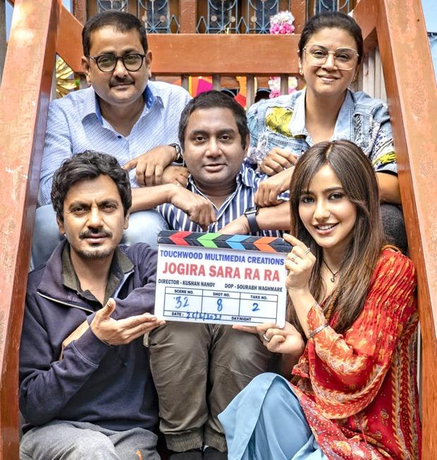 Nawazuddin Siddiqui and Neha Sharma start shooting for Jogira Sara Ra Ra in Uttar Pradesh