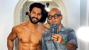 Newlywed Varun Dhawan flaunts his abs in shirtless picture