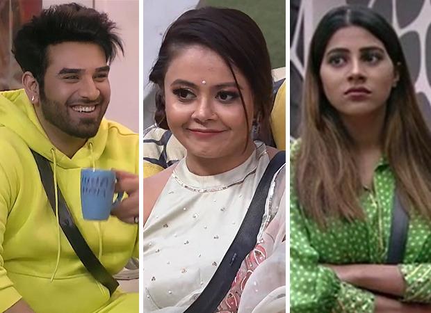 Paras Chhabra asks Devoleena Bhattacharjee to target Nikki Tamboli on Bigg Boss 14