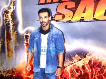 Photos: Celebs snapped at Mumbai Saga trailer launch