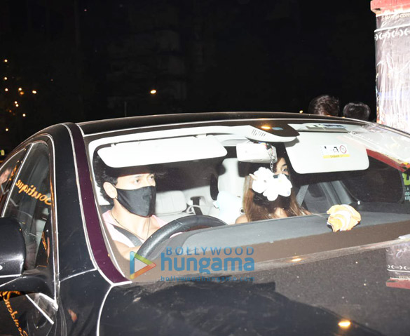 Photos Celebs snapped at Varun Dhawan's house party (3)