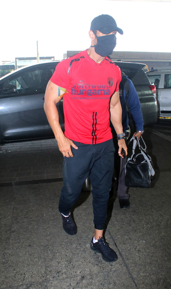 Photos Nora Fatehi, Malaika Arora, Dia Mirza and John Abraham snapped at the airport
