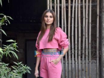 Photos: Tara Sutaria snapped at a studio in Versova