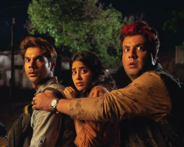 Rajkummar Rao, Janhvi Kapoor, Varun Sharma's horror-comedy renamed Roohi, film to release on March 11 in theatres