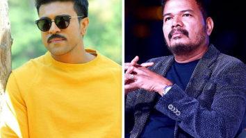 Ram Charan collaborates with director Shankar Shanmugham for his next multi-lingual