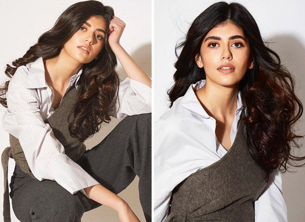 Sanjana Sanghi is making office wear fashionable with layering