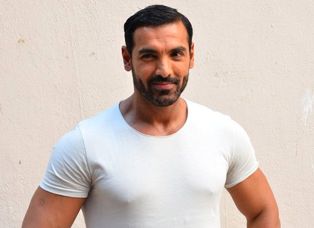 WATCH John Abraham shares a glimpse of performing a bike stunt for Attack
