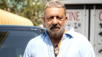 """""""Sanjay Dutt is a fighter and nothing can keep him down,"""" says Prithviraj director Dr. Chandraprakash Dwivedi"""