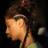 Taapsee Pannu flaunts her funky braided hairstyle in a still from Looop Lapeta