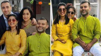 PICS: Imran Khan and Ira Khan attend cousin Zayn Marie's wedding to Abhishek Saha
