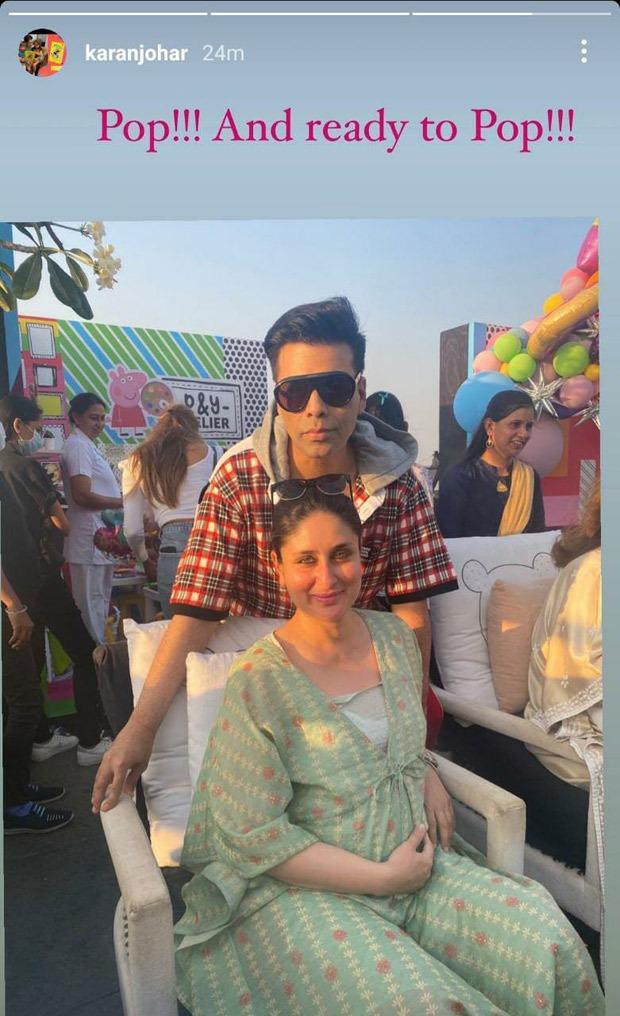 Kareena Kapoor Khan and Neha Dhupia share pictures from Karan Johar's twins Roohi and Yash's birthday