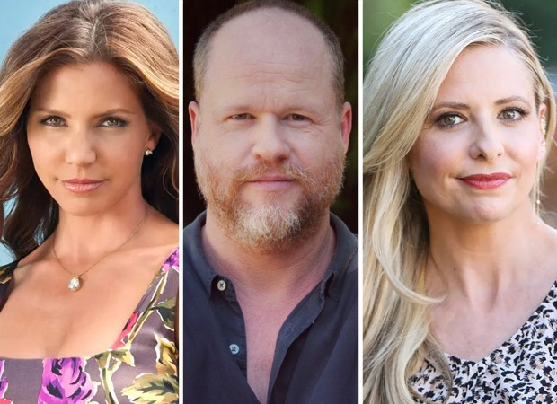 Charisma Carpenter alleges Joss Whedon abused his power on Buffy The Vampire Slayer; Sara Michelle Gellar stands with survivours