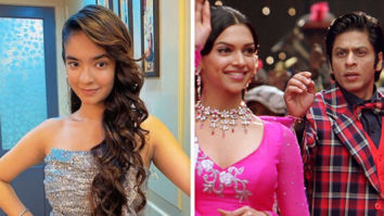 EXCLUSIVE: Anushka Sen reveals she would like to work with Shah Rukh Khan's son in Om Shanti Om remake