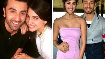 Valentine's Day Special: Ranbir Kapoor compliments Anushka Sharma's kissing; Tiger Shroff on his chemistry with Disha Patani