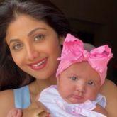 Shilpa Shetty's daughter turns one; actress shares video of Samisha calling her mumma
