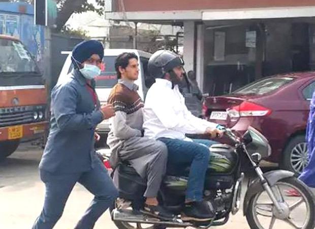 Makers of Sidharth Malhotra-Rashmika Mandanna starrer Mission Majnu replicate Pakistan in Lucknow - Bollywood Hungama