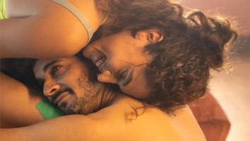 Taapsee Pannu and Tahir Raj Bhasin are locked in love in this tender romantic still from Looop Lapeta