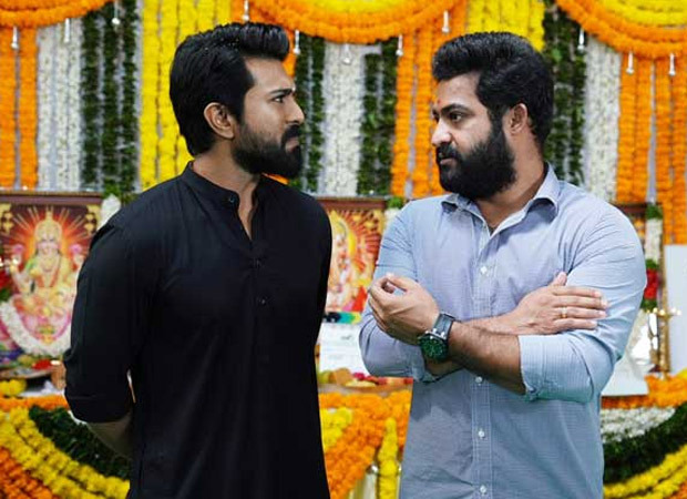 https://www.bollywoodhungama.com/news/south-cinema/pics-rrr-stars-ram-charan-jr-ntr-unwind-rigorous-practice-session-climax/