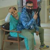Taapsee Pannu and Anurag Kashyap start the shooting of Dobaaraa