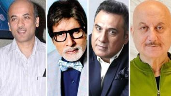 Sooraj Barjatya's next with Amitabh Bachchan, Boman Irani to be titled Oonchai; Anupam Kher joins the cast
