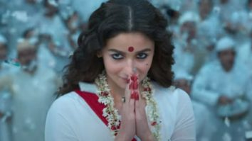 Alia Bhatt is a fierce matriarch of Kamathipura in intriguing teaser of Sanjay Leela Bhansali's Gangubai Kathiawadi