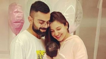 Anushka Sharma leaves the city for the first time with daughter Vamika to watch Virat Kohli's match in Ahmedabad
