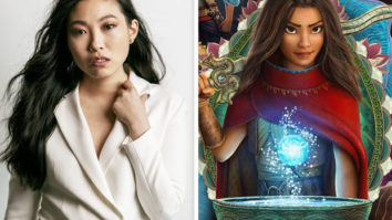 Awkwafina connected with Sisu's unique character in Disney's Raya And The Last Dragon