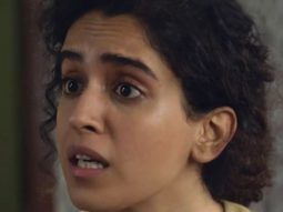 Sanya Malhotra shares teaser of Pagglait; film to release on Netflix on March 26