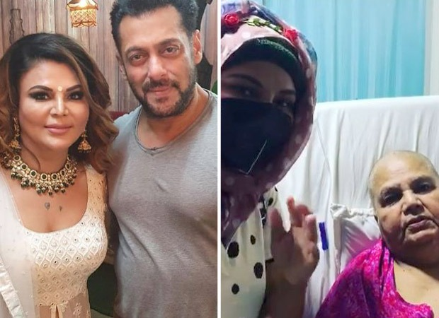 Rakhi Sawant shares video of her mother thanking Salman Khan for helping during her cancer treatment