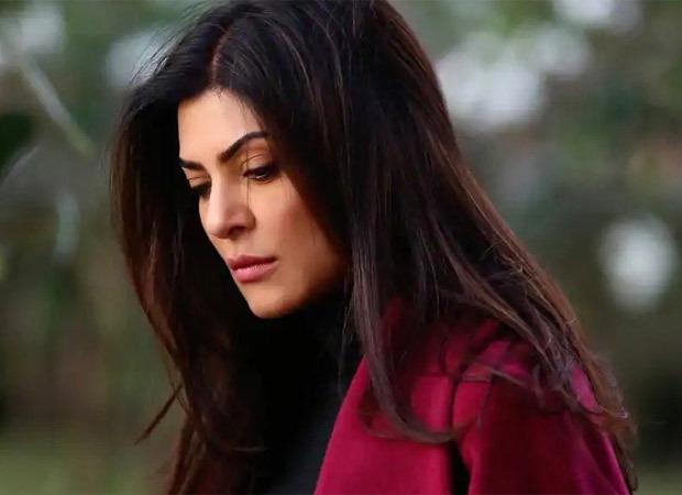 Sushmita Sen starts shooting for Aarya season 2 says 'she sees a storm coming'