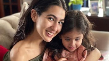 Sara Ali Khan and Inaaya Kemmu's latest pictures is all about sisterhood