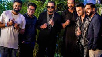 Yo Yo Honey Singh is all set to get you dancing with Mumbai Saga's first song 'Shor Machega'