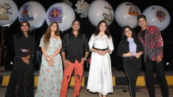 Zee TV launches Indian Pro Music League amidst a glitzy spectacle