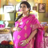 """Being a mother, you get a little more attached while shooting such sequences,"" says Juhi Parmar on Hamariwali Good News' pregnancy track"