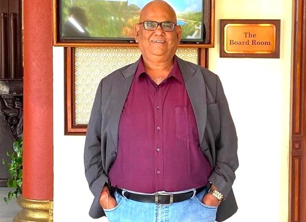 """I am recovering,"" says Satish Kaushik"