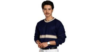 """""""I like going an extra mile for my roles"""", says Zaan Khan of Kyun Utthe Dil Chhod Aaye"""