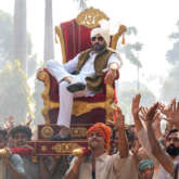 Abhishek Bachchan is a powerful figure as Ganga Ram Chaudhary in new still from Dasvi