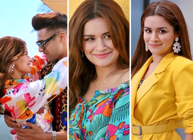 Avneet Kaur looks beautiful in vibrant looks for her new song 'Tenu Ni Pata'