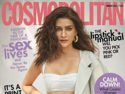 Kriti Sanon On The Cover Of Cosmopolitan, Mar 2021