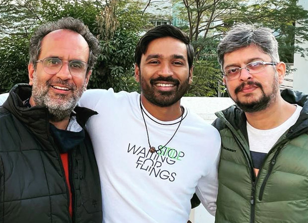 Dhanush wraps the shoot for Atrangi Re, shares a picture to mark the day