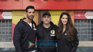 On The Sets Of The Movie Ek Villain Returns
