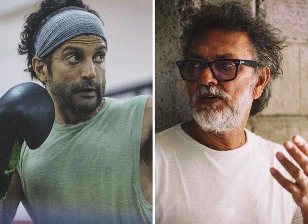 Farhan Akhtar's pugilist drama Tofaan to release on OTT on May 21, confirms director Rakeysh Omprakash Mehra - Bollywood Hungama
