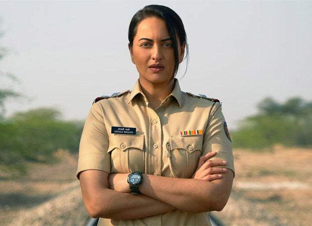 First Look: Sonakshi Sinha makes her OTT debut with Amazon Prime Video's untitled original - Bollywood Hungama