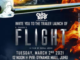 First Look of the Movie Flight